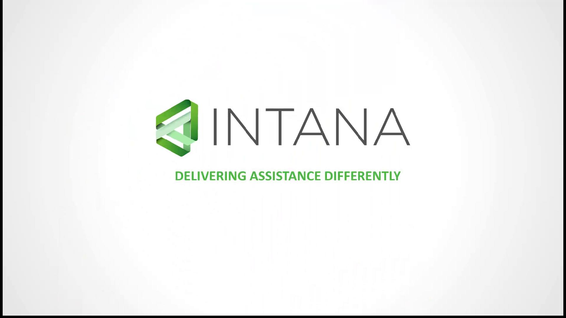 Welcome to Intana